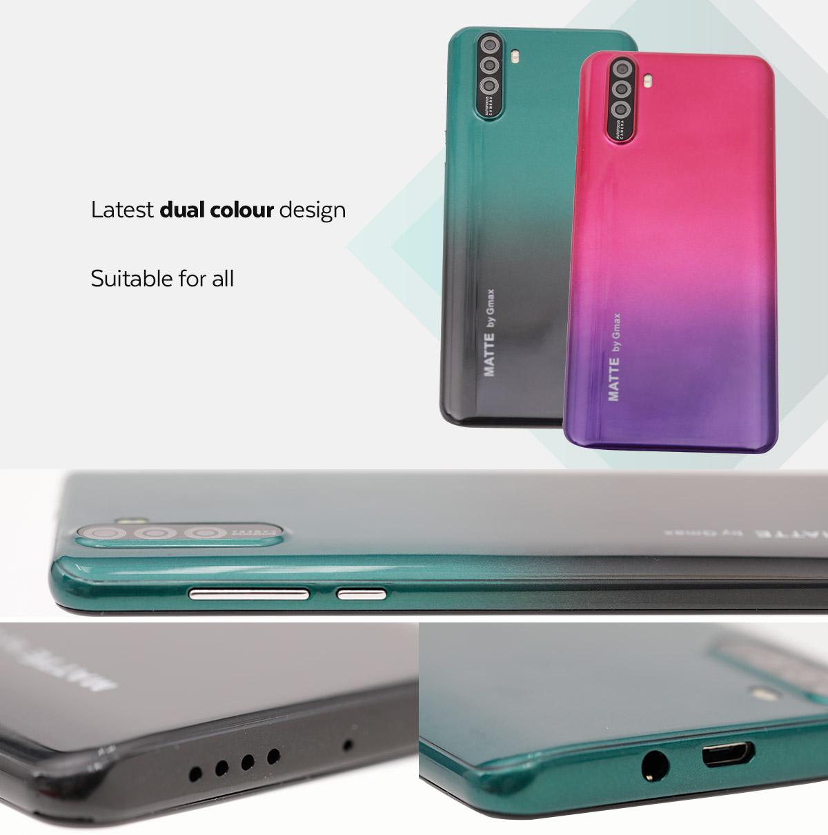 Gmax Matte Smartphone